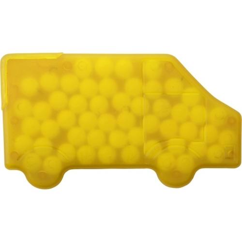 Cukorka-autó