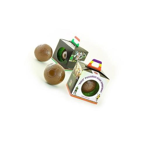 3D-s csoki focilabda