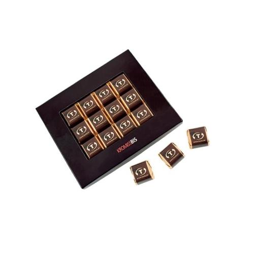 12 darabos első osztályú csoki szett