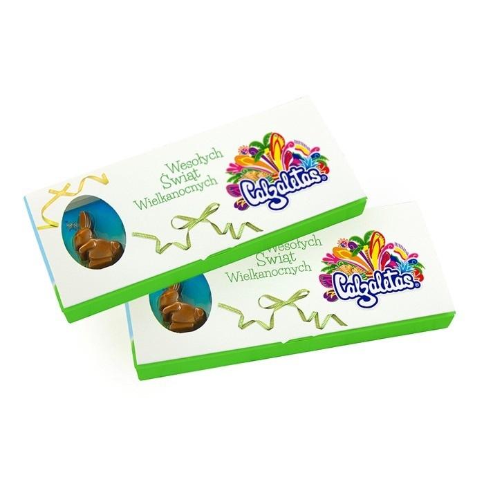 5 db csoki nyuszi dobozban