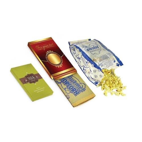 Egyedi mikrós popcorn