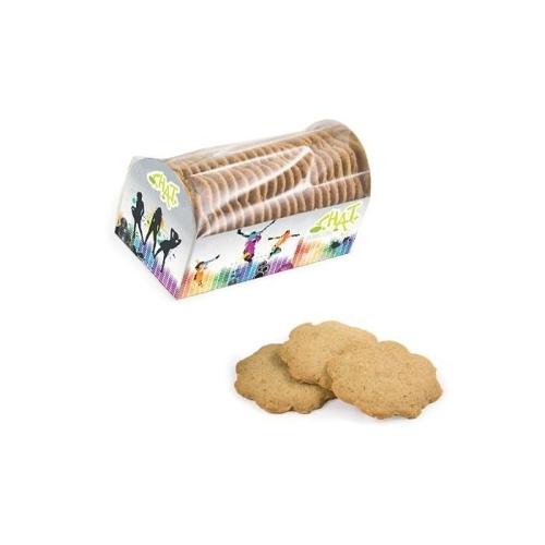 Svéd gyömbéres keksz dobozban