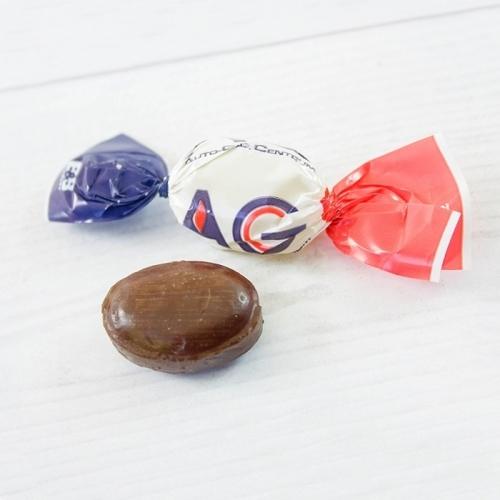 Mentolos keménycukorka csokolédá töltelékkel
