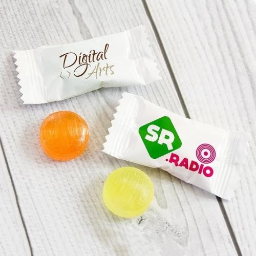 Mini töltetlen cukorka