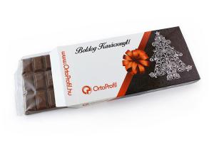 dobozos táblás reklámcsoki karácsonyra